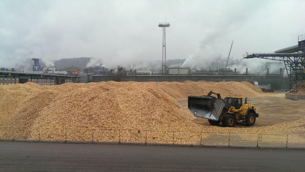 Fabryka płyt w Czarnkowie