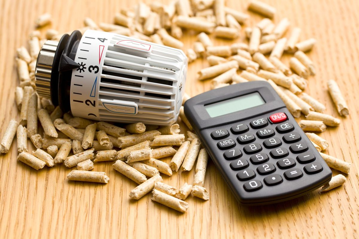 Ogromny Pellet - Dlaczego zmiana się opłaca? - Magazyn Biomasa HX64