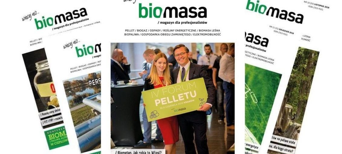 Magazyn Biomasa - czerwiec 2019