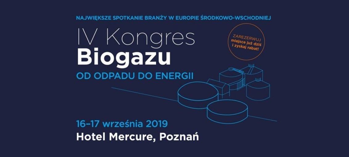 IV Kongres Biogazu