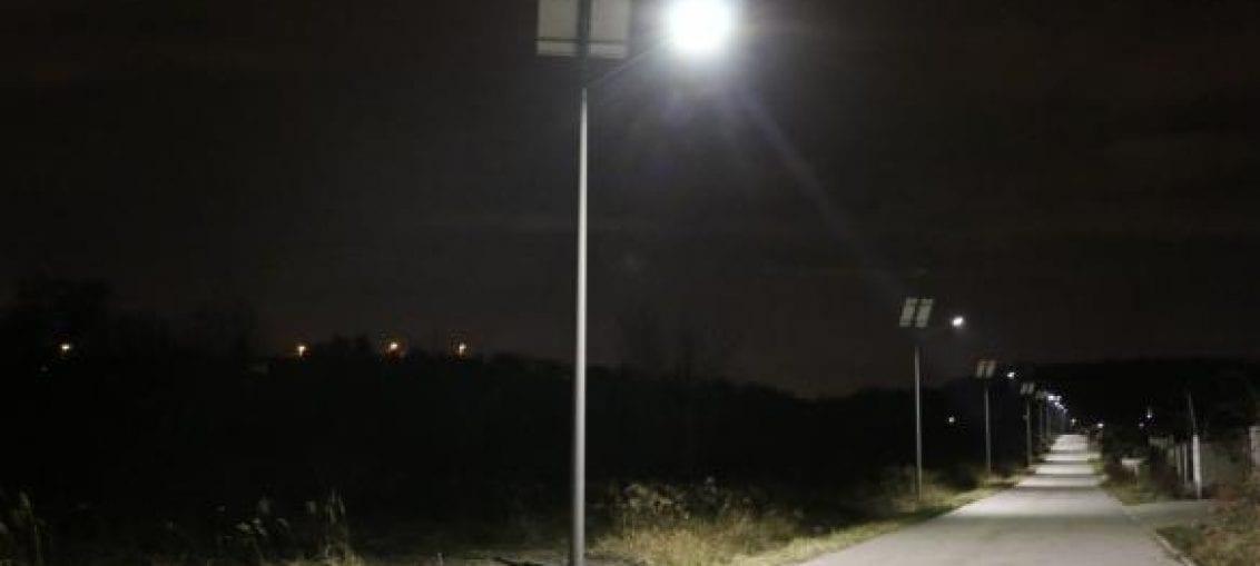 Psary mają oświetlenie hybrydowe