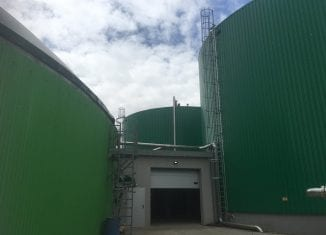Biogazownia w Boleszynie