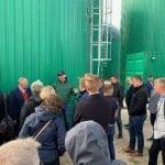 Biogazownia w Przybrodzie