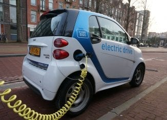 Rozwój elektromobilności