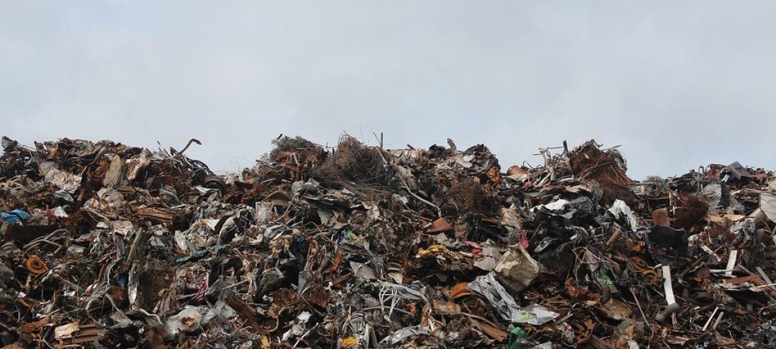 Składowanie odpadów