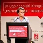 Jadwiga Emilewicz, minister przesiębiorczości i technologii