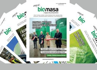 Magazyn Biomasa - październik 2019