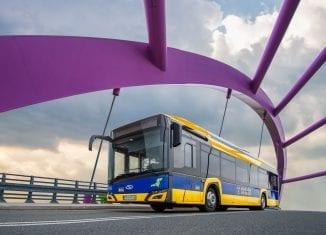 Elektryczne autobusy w Pile