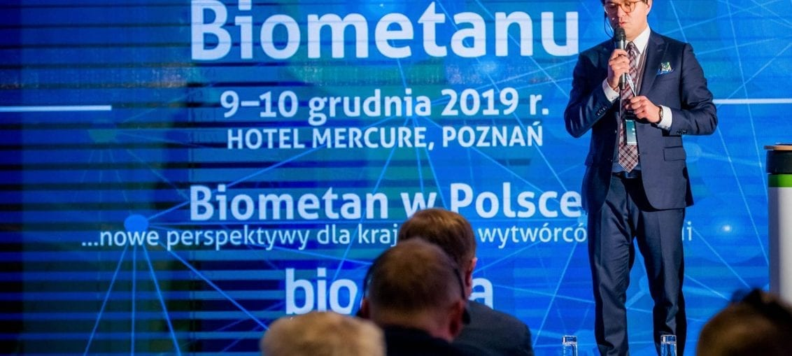 Narodowy Kongres Biometanu 2019
