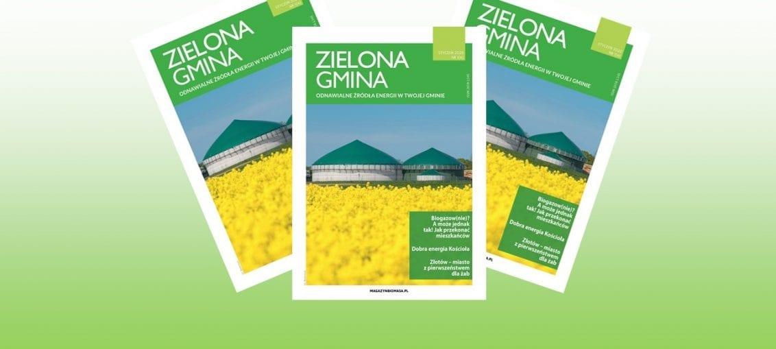 Zielona Gmina styczeń 2020