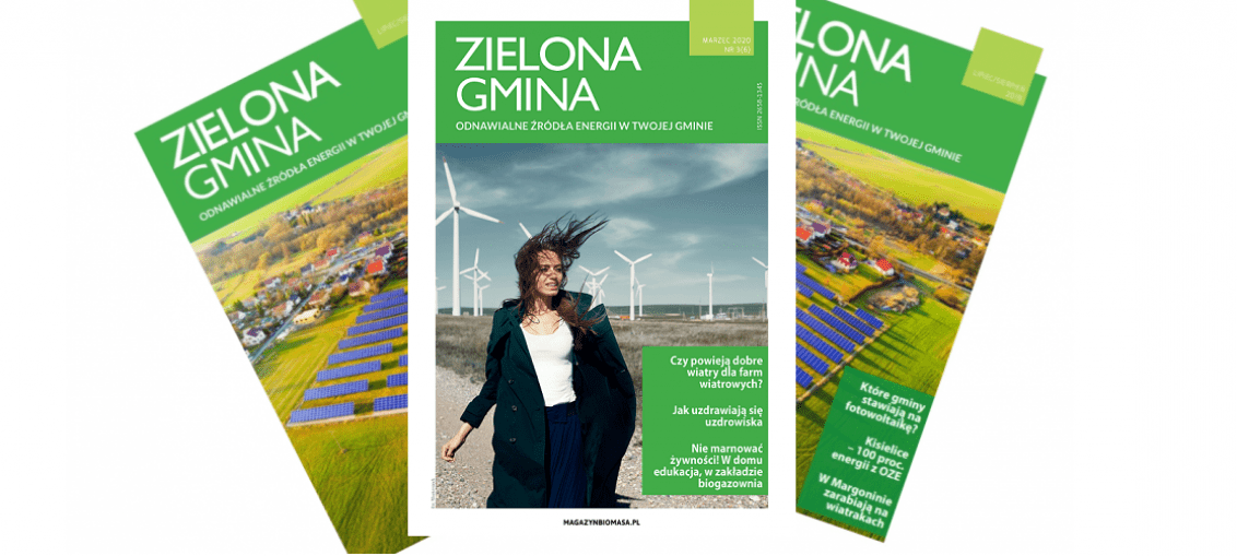 Zielona gmina marzec 2020