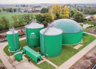 biogazownie