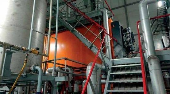 ciepłownia na biomasę