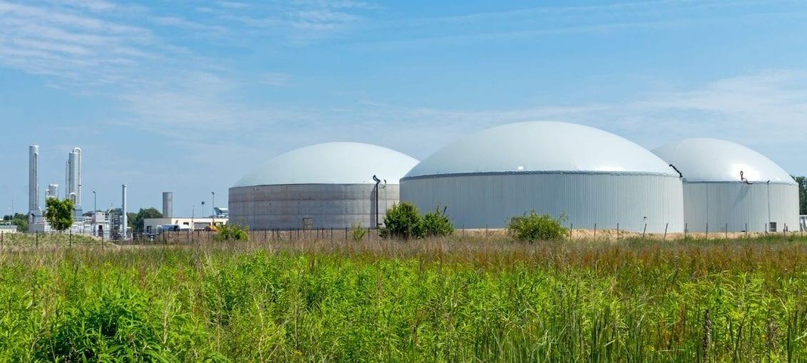 Nowe biogazownie