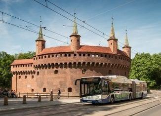 Autobusy elektryczne Kraków