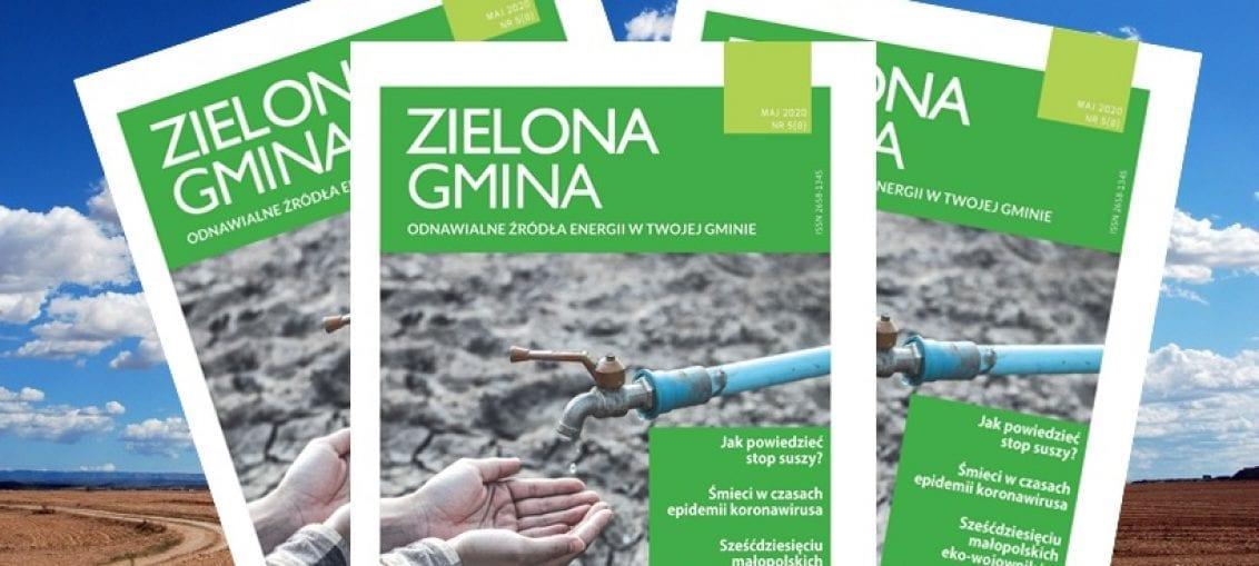 Zielona Gmina - maj 2020