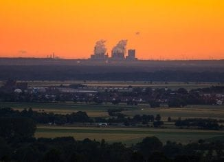 spadek emisji