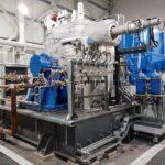 Elektrociepłowia na biomasę Barlinek - turbina