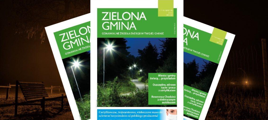 Zielona Gmina – lipiec-sierpień 2020