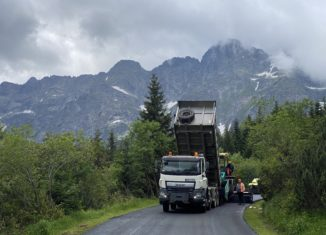 Ekologiczny asfalt