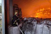 Pożar w Przytocznej