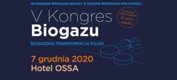 Kongres Biogazu 2020