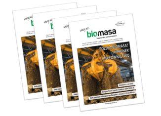 Magazyn Biomasa - październik 2020
