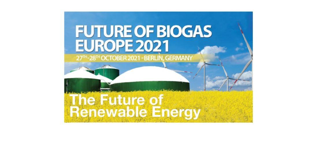 Future of Biogas Europe 2021