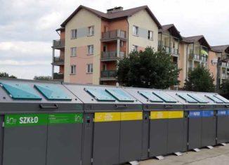 inteligentne pojemniki na odpady