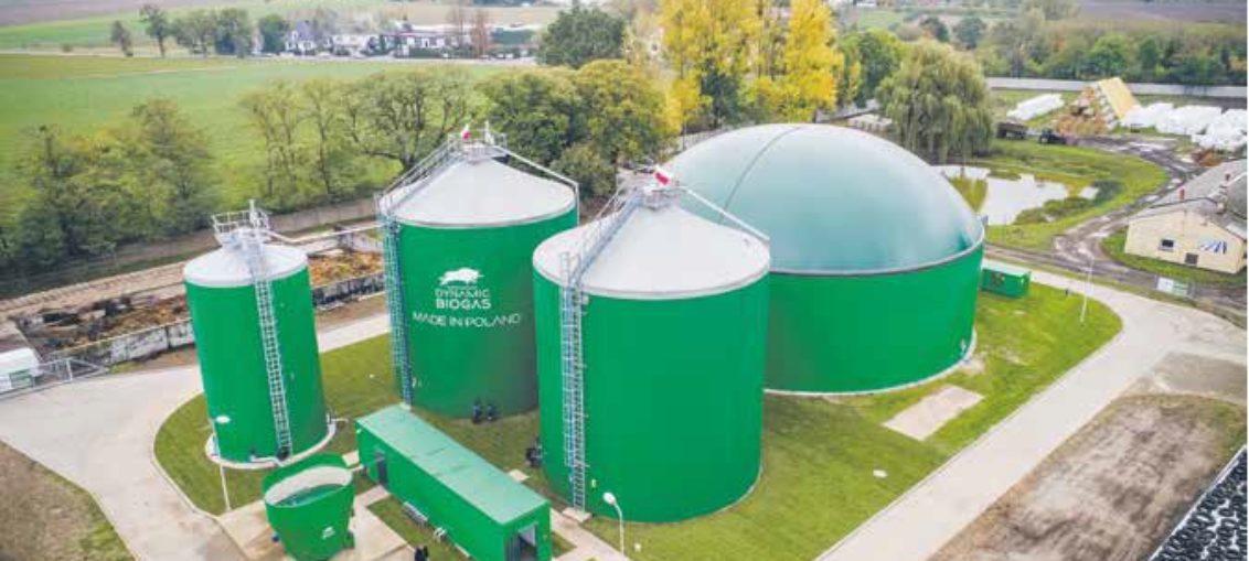 zapotrzebowanie na biometan