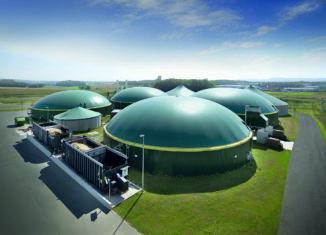 Z czego produkuje się biogaz