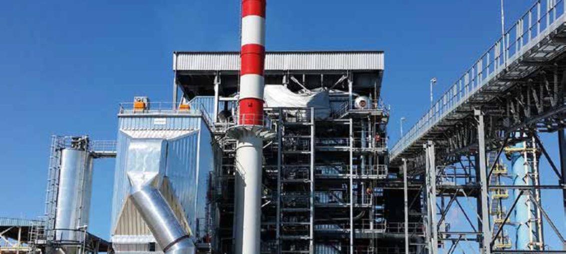 Kogeneracja biomasowa firmy Engineer One