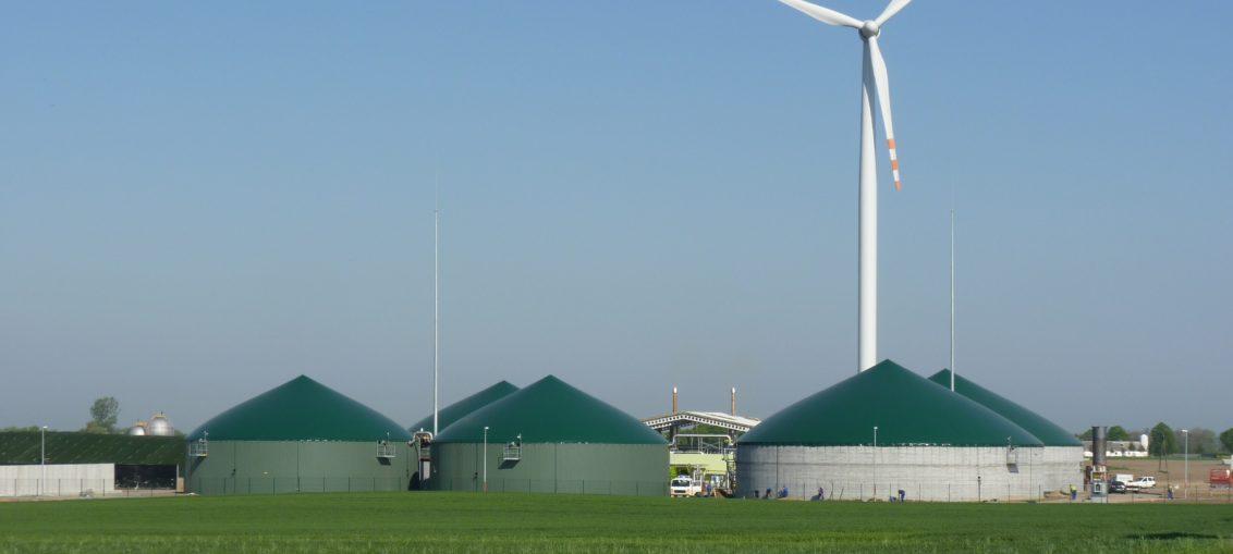 rola biogazu