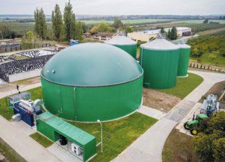 KOWR promuje biogazownie