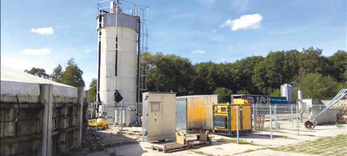 Techniki wytwarzania biogazu