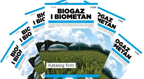 Katalog firm branży biogazowej