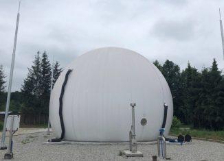 instalacja biogazowa okocim