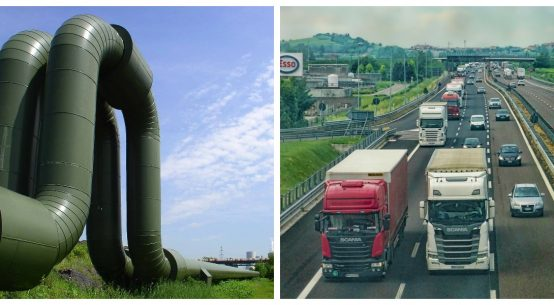 biometan w transporcie