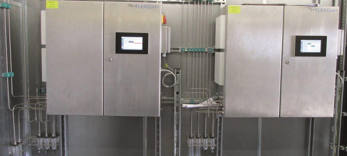 Aparatura pomiarowa dla biogazowni