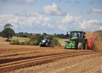 Oczyszczony biogaz paliwem rolniczym