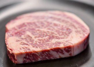 wołowina kobe 3D